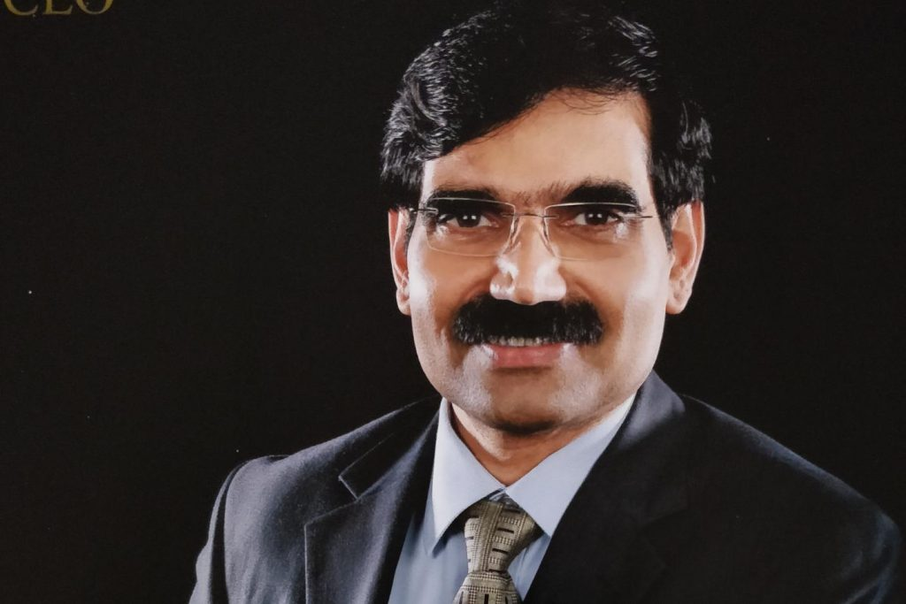 P Suresh Kumar